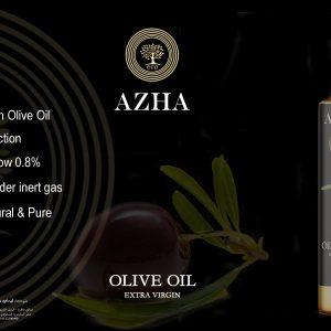 Azha olive oil
